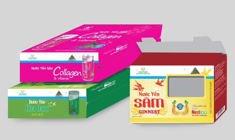 Công Ty Sản Xuất Và In Ấn Bao Bì Giấy Carton Tại Hải Phòng