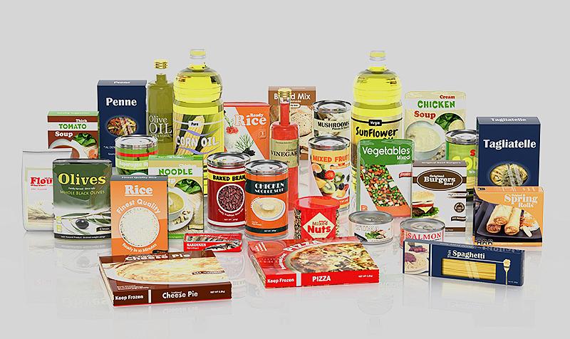Những công ty sản xuất bao bì thực phẩm công nghiệp