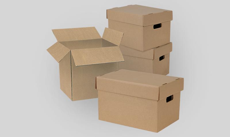 Công ty sản xuất thùng carton tại Bình Dương
