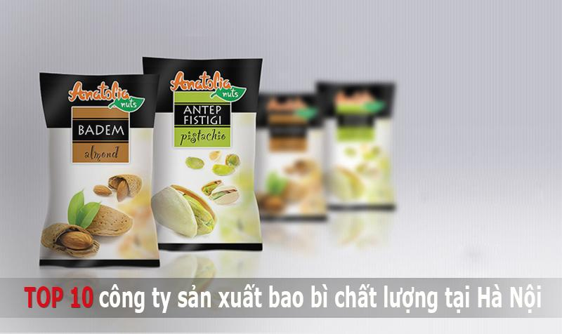 Top 10 Công Ty Sản Xuất Bao Bì Chất Lượng Tại Hà Nội