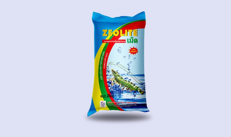 Mẫu bao bì thức ăn thủy sản màng phức hợp