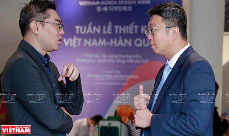 Ngày Hội Thiết Kế Việt – Hàn: Hỗ Trợ Doanh Nghiệp Việt Nâng Cao Năng Lực Phát Triển Thương Hiệu