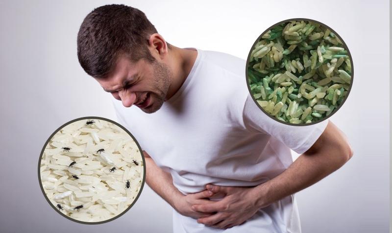 tác hại của gạo mất chất