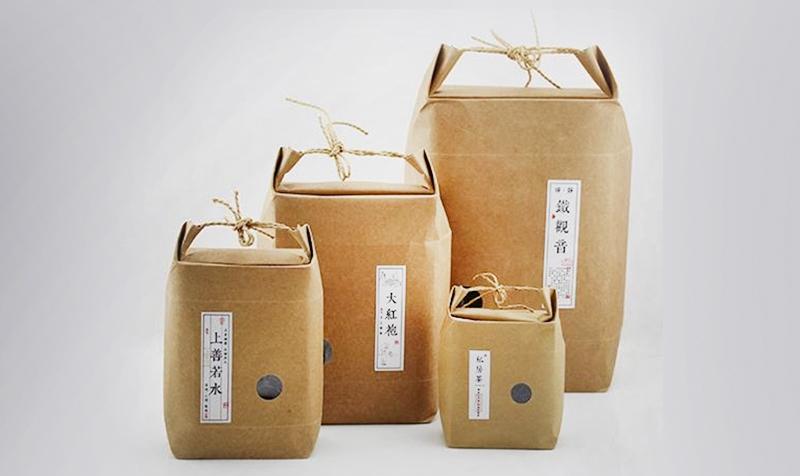 bao bì gạo Nhật Bản