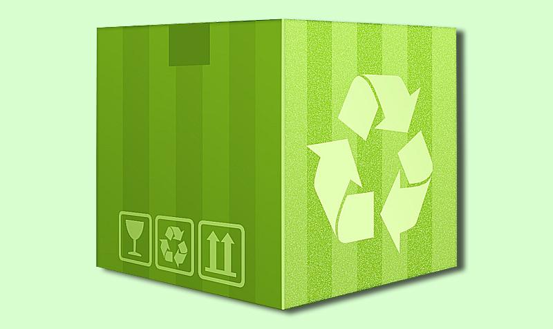 bao bì carton thân thiện với môi trường