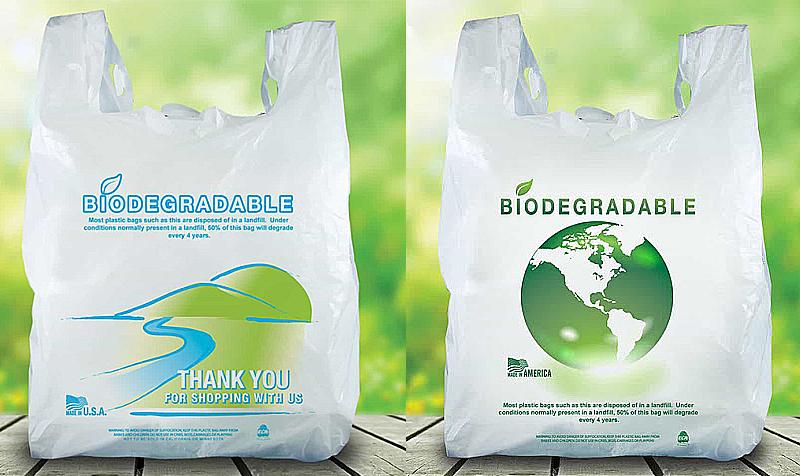 Bao bì nhựa sinh học