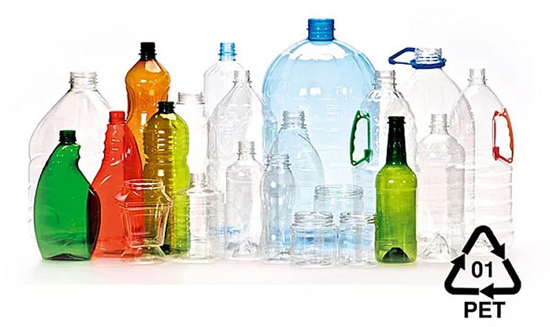 các loại nhựa pet 1