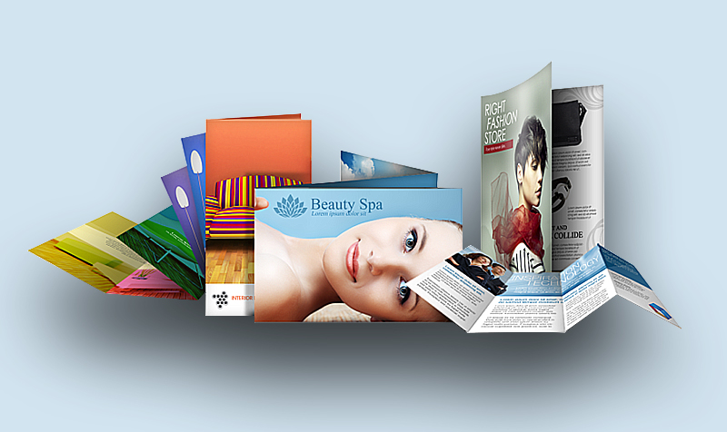 các mẫu in ấn brochure đẹp