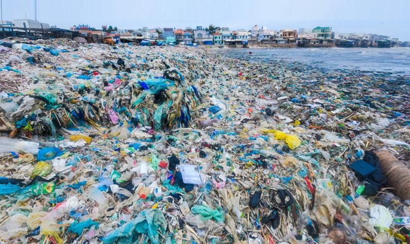 khủng hoảng rác thải nhựa