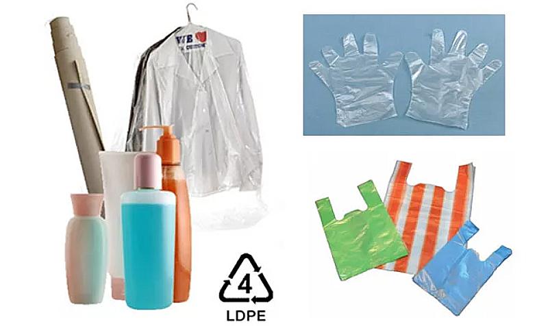 Nhựa LDPE 4