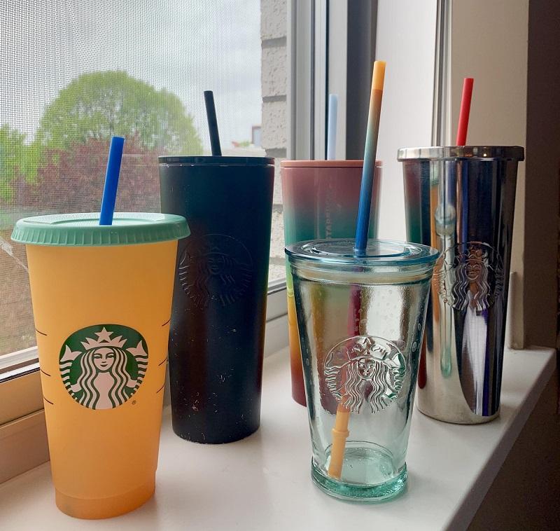 Ống hút nhựa sẽ được Starbucks Việt Nam thay thế bằng ống hút giấy để giảm rác thải nhựa
