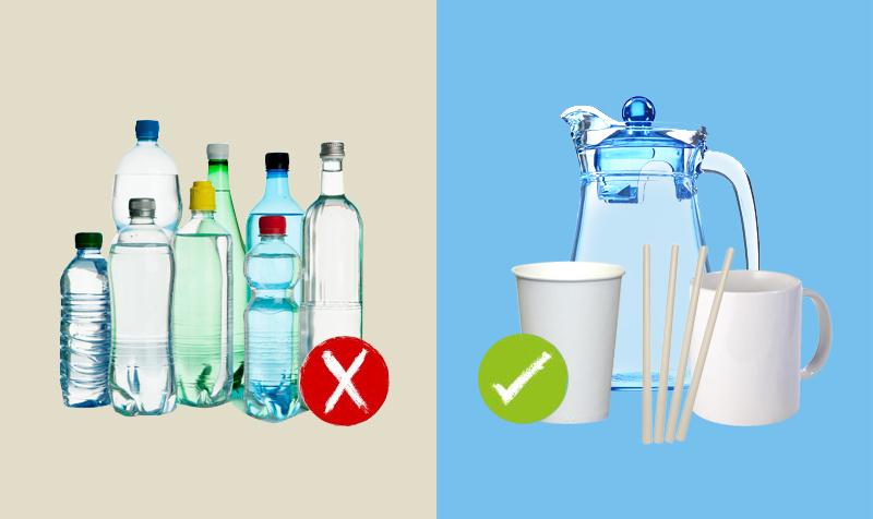 TP.HCM: Cơ Quan Nhà Nước Không Dùng Ly, Ống Hút Nhựa
