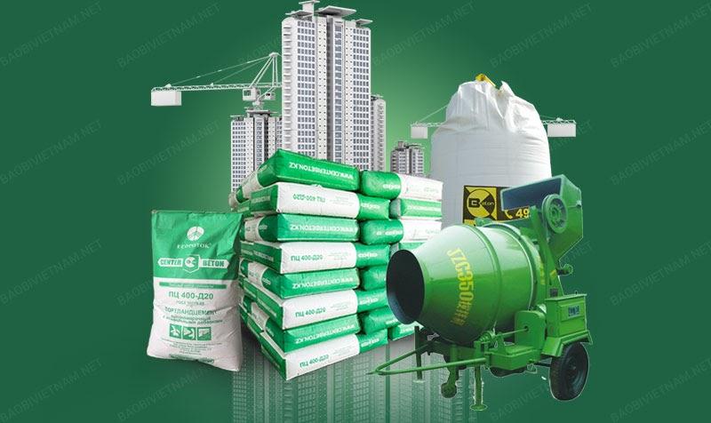Bao bì giấy kraft được sử dụng nhiều trong xây dựng