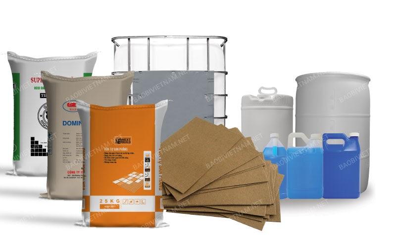 Bao bì hóa chất chọn lựa tối ưu cho ngành công nghiệp