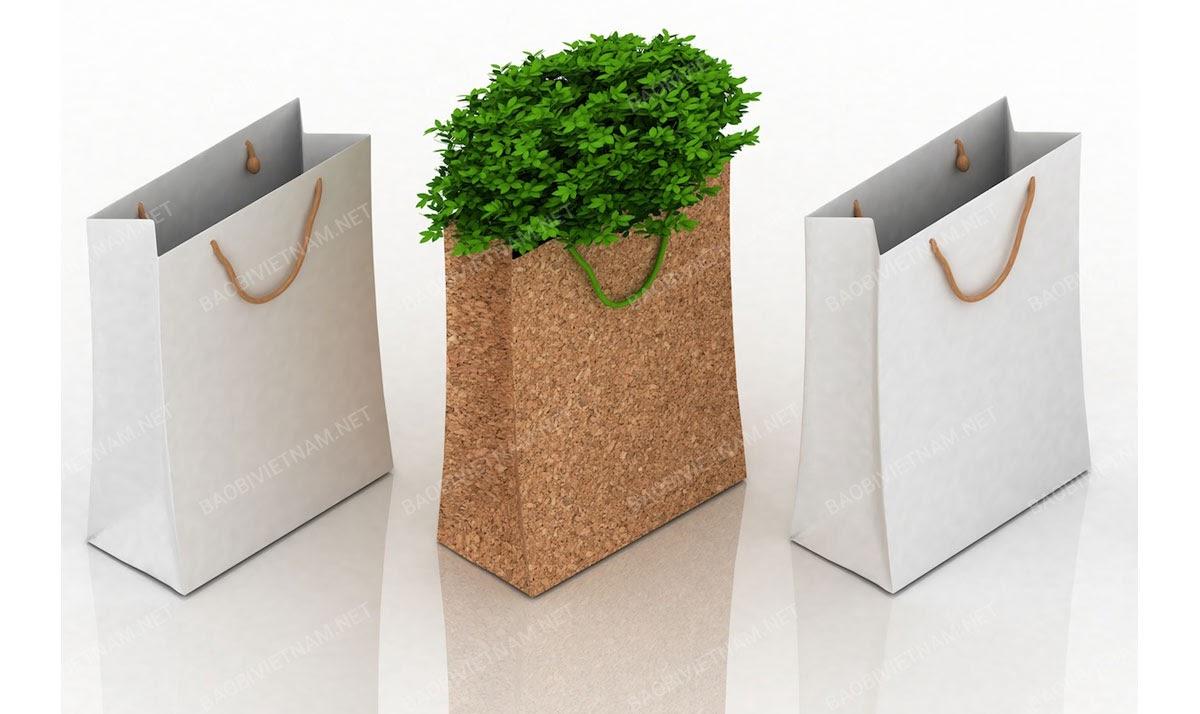 Nhu cầu tìm kiếm bao bì thân thiện môi trường hiện nay