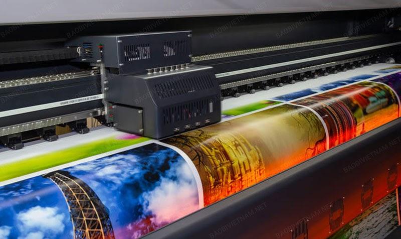 Công nghệ in ấn cho ra hình ảnh đẹp mắt