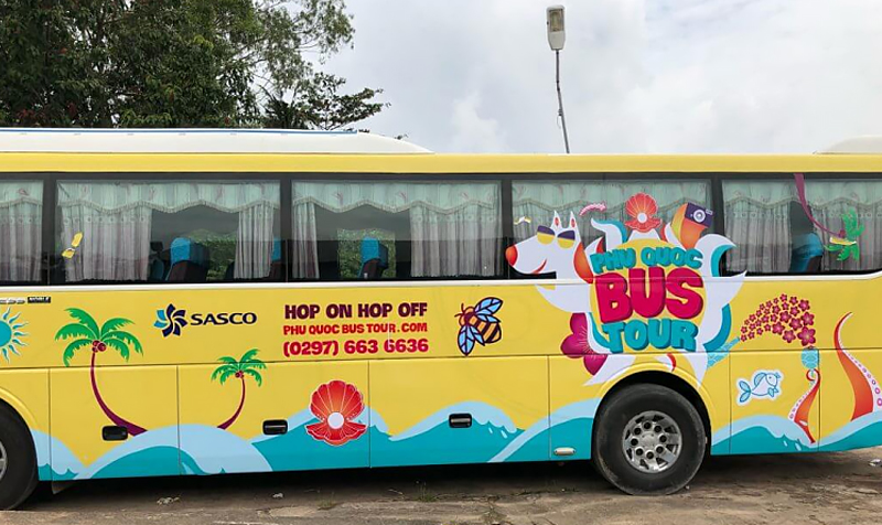 decal pp dán xe bus