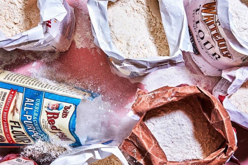bao bì đựng bột mì