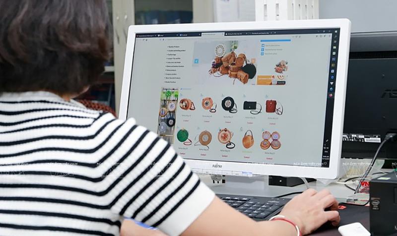 Chinh phục người tiêu dùng thông qua thiết kế các website cũng là một chủ đề được trình diễn thảo luận tại Ngày hội